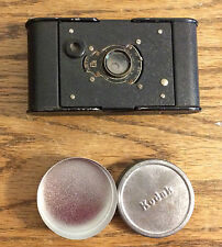 Vintage Vest Pocket Kodak Folding Camera-Shutter Works- Minor Cosmetic Flaws-
