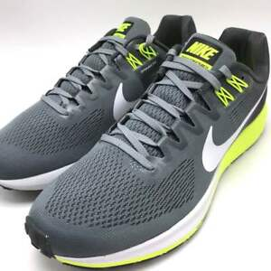 4788b10a7a576 Nike Air Zoom Structure 21 Men s Running Cool Grey White-Anthracite ...