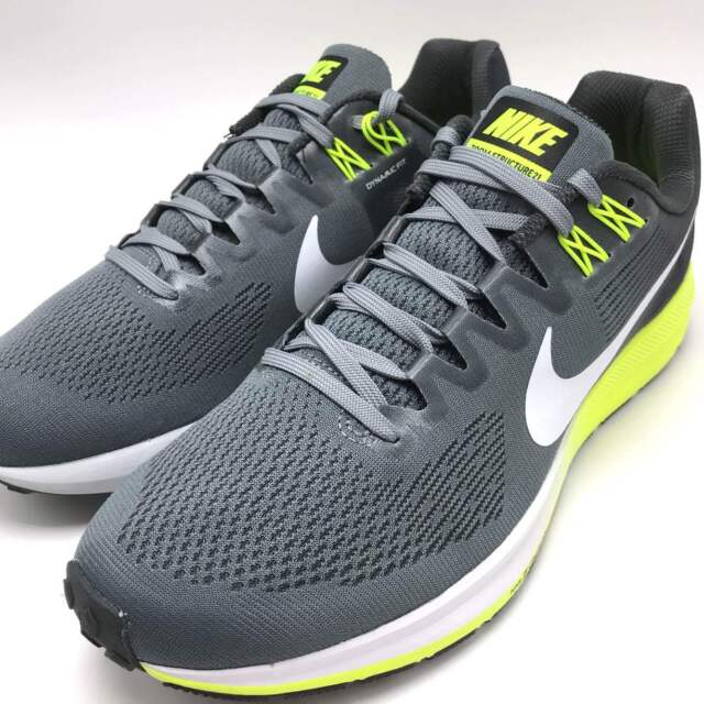 c63f79f28730 Nike Air Zoom Structure 21 Men s Running Cool Grey White-Anthracite  904695-007