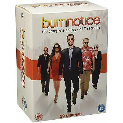 Burn Notice - The Complete Series [2014] (DVD)
