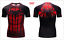 Superhero-Superman-Marvel-3D-Print-GYM-T-shirt-Men-Fitness-Tee-Compression-Tops thumbnail 19