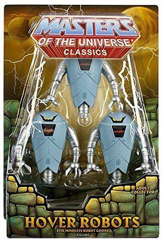 Dominatori Dell/'Universo Classici Hover Robot Action Figure Nuovo