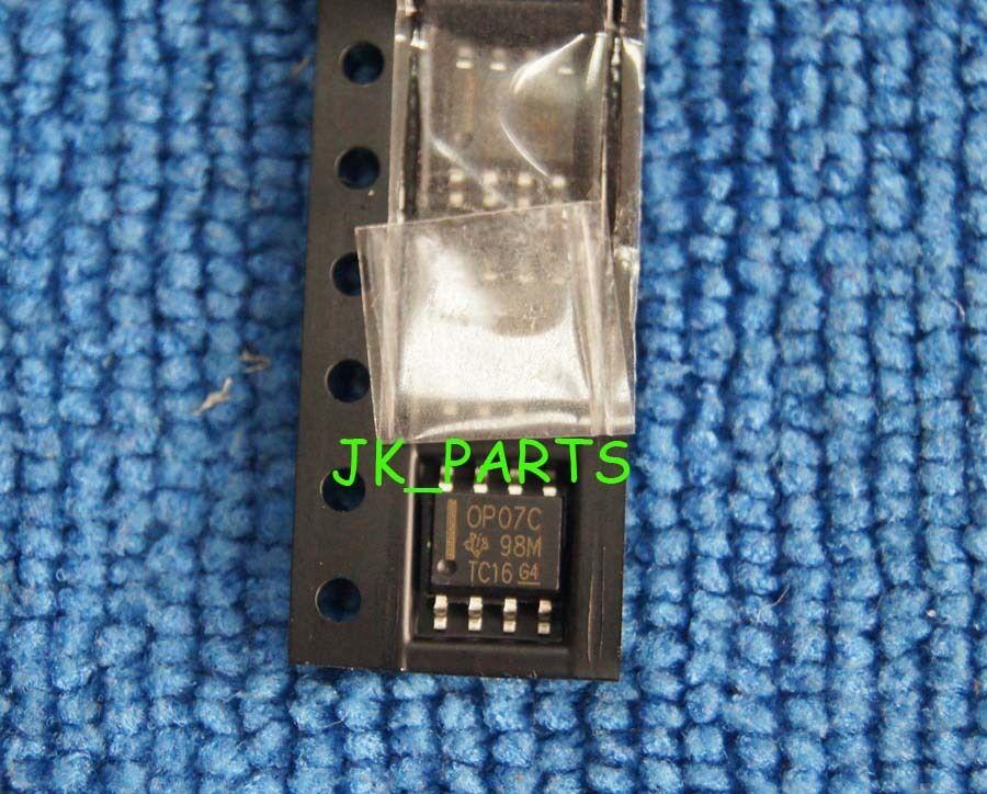 20pcs Nouveau OP07CDR OP07C OP07 SOP-8 IC