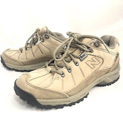 New Balance Tan 965 ABZORB Women's Hiking Walking Shoes Size 6.5 Waterproof EUC   eBay