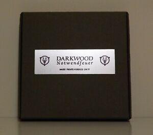 DARKWOOD - Notwendfeuer - TAPE (Death In June, Forseti, Sonne Hagal, Current 93)