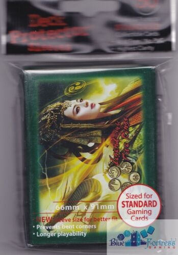 L5R Legend of 5 Rings ULTRA PRO deck protectors card sleeves Thunder Dragon