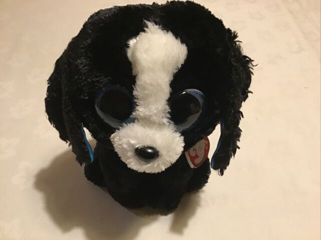 Ty Beanie Boos Buddy Tracey The Dog 24cm For Sale Online Ebay