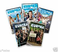 Eureka Complete Series Season 1-5 (1 2 3 4 & 5) 17-disc Dvd Set