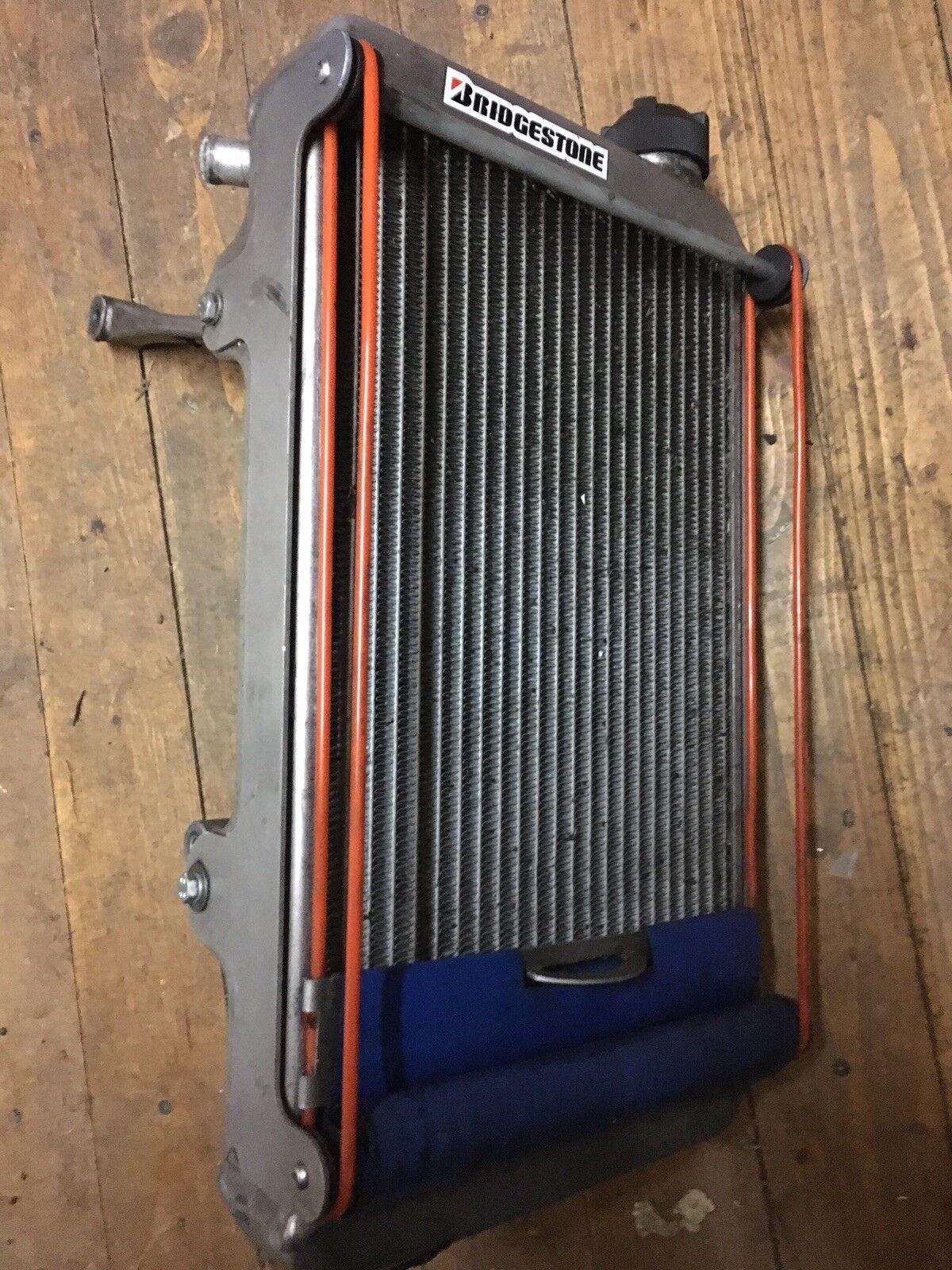 Newline Kartkühler Kühler Schaltkart CRG TONY BIREL 240x440 groß mit Rollo  Top