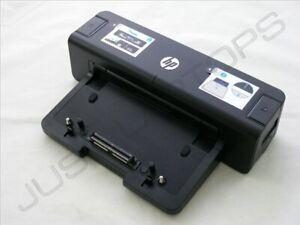 HP Elitebook 8460w 8470w 8770w 2170p USB 3.0 Docking Station Port Replicator