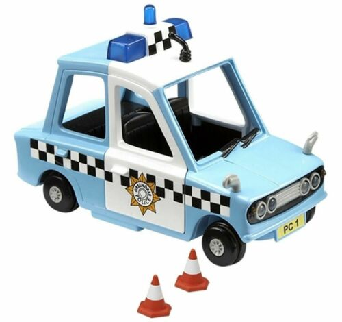 Postman Pat Toy Friction Police Car Including PC Selby Figure Toy BRAND NEW