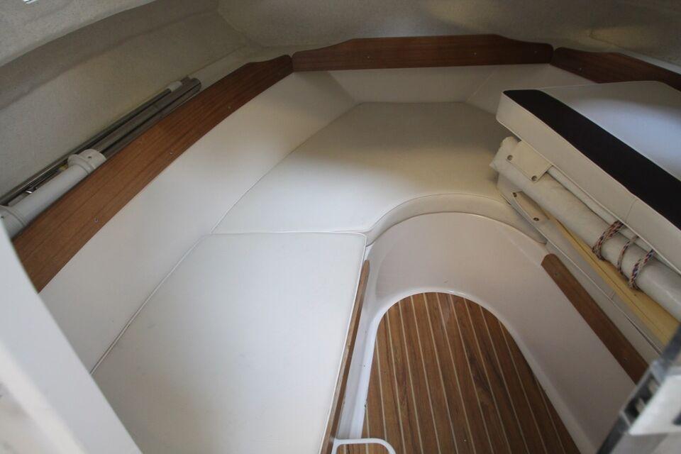 Ørnvik, Kabinebåd, fod 10