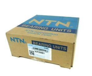NEW NTN BEARING UCF208D1 FLANGE UNIT BEARING