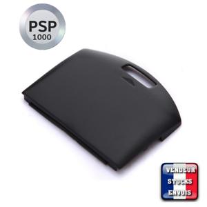 Couvercle-cache-Batterie-noir-SONY-PSP-1000-1004-FAT-NEUF-Cover-pile