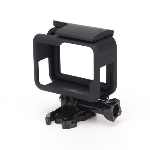 For Go pro Hero 5 Protective Frame Case Camcorder Housing Case Black CameraU/_vi