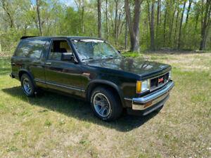 1986 GMC Jimmy v8