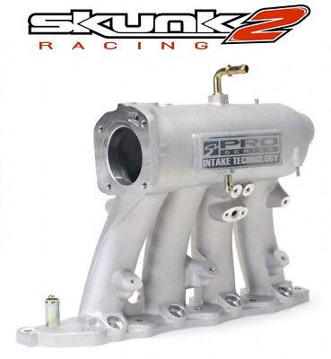 Skunk2 Pro Series Intake Manifold 94-01 Integra GSR B18C1 DC2 DC4 Silver