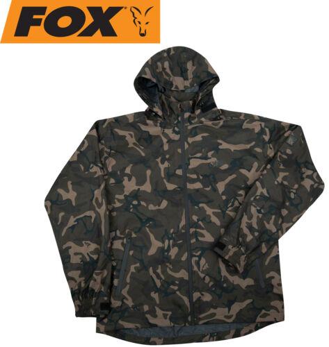 Jacke Regenjacke Angeljacke Fox Chunk 10k Lightweight Camo RS Jacket