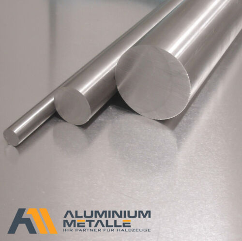 Stainless Steel Round Ø 55mm h9 Length Selectable 1.4301 VA v2a Round Rod Round Material