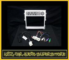 Metra 95-7605 2-DIN Dash Kit for 05-07 Infiniti G35 + Harness + Antenna Adapter