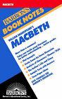 Macbeth by Scott (Paperback, 1984)