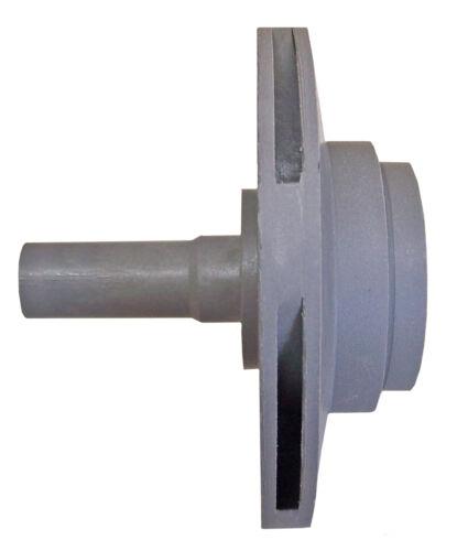 Vico Balboa Pump Impeller 1HP Ultima Ultra Flo Black w// Shaft Seal Assembly