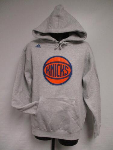 xl Adidas con York S Grigio l Knicks cappuccio Taglie Uomo Felpa adulto New New 6wqxdzTT
