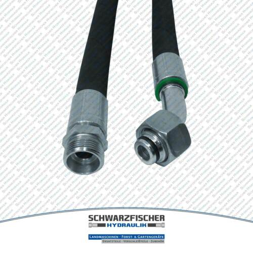 Hydraulic Hose 2sc dn12-15l CEL//Connector 45 ° m22x1,5 length up to 9000 MM