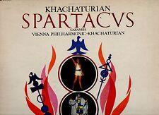 ARAM KHACHATURIAN disco LP 33 SPARTACUS Vienna PhilarmonicOrchestra GAYANEH  UK