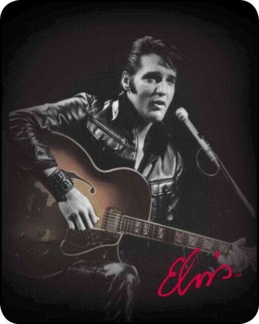 """Elvis Presley Aloha Hawaii Jumpsuit Queen Size Blanket 79/"""" x 96/"""""""