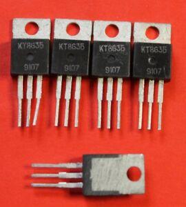 TIP61A Transistor USSR  Lot of 4 pcs KT815B = BD135 TIP29A BD815 BD167