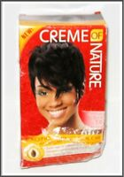Creme Of Nature Exotic Shine Color With Argan Oil, Black 1.0 , 1 Ea