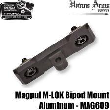 Magpul Industries M-Lok Bipod Mount Aluminum Hand Guard - MAG609