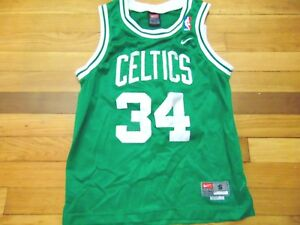 1d7280ff3b6 Image is loading VINTAGE-NIKE-NBA-BOSTON-CELTICS-PAUL-PIERCE-SWINGMAN-