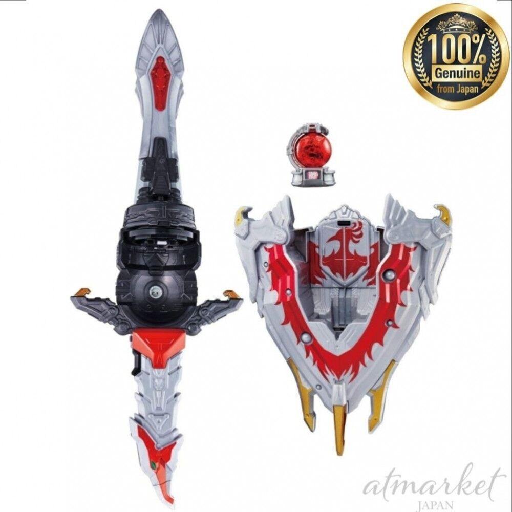 Cosmos Escadron kewanger Rolling épée  épée DX hoou Lame & bouclier du Japon  magnifique