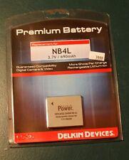 Bateria para Canon BP-208DG BP-208 700mAh
