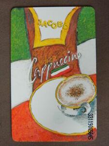 K-1842-E-11-93-MINT-Ongebruikt-Duitsland-Jacobs-Cafe-opl-6000