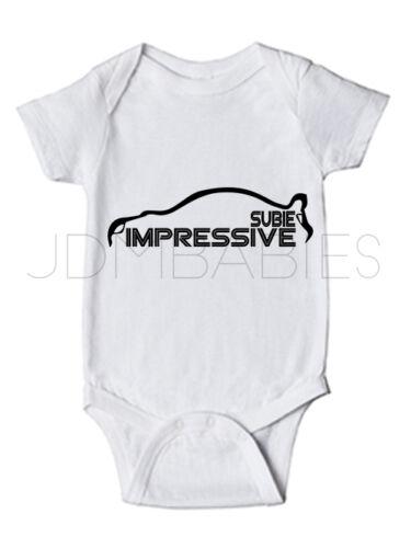 subie impressive apparel shirt cute stylish trending baby shower gift subaru