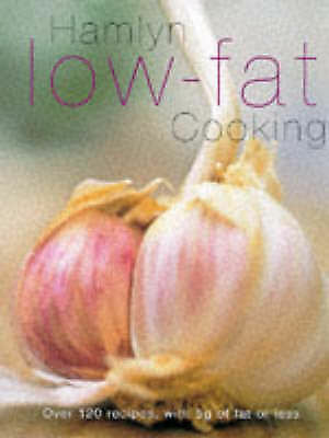 """AS NEW"" , Low Fat Cooking (Cookery), Book"