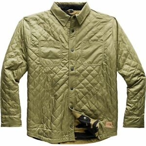 18360a0a6 Details about New The North Face Fort Point Insulated Reversible Flannel  Shirt Jacket S M pack