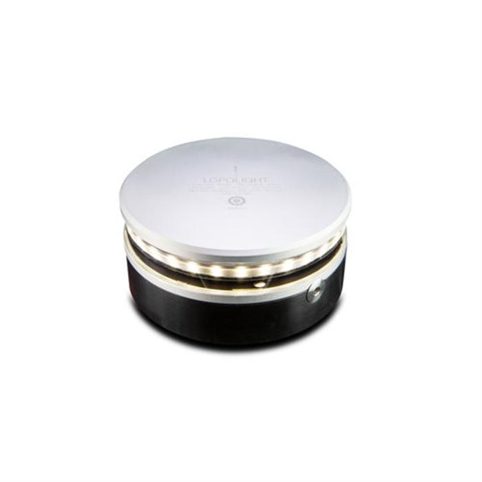 Scheinwerfer horizontal weiß - 2 mn - 360° - weiß horizontal Marke Lopolight LP-200-012 02afc4