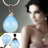 2Pcs Fashion Agate Opal Carnelian Gemstone Charms Pendant Beads For Necklaces