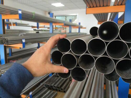 Ti Gr.1 Gr.2 Titanium Nahtlose Rundrohre Ø 8mm -- 108mm Titan Rohr Grade 2