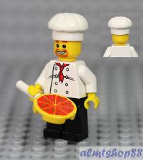 Unopened LEGO Gourmet Chef #71018 Minifigures Series 17 pie baker whisk cook