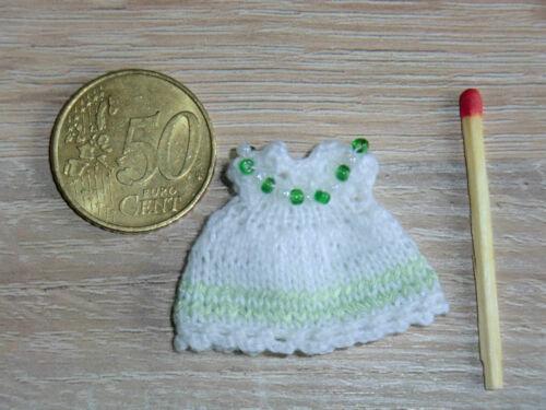 ARI  Puppen 5 cm Puppenstube Puppenkleid Miniature Kleid Minipuppen SK SE
