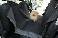 Car Auto Seat Bench Cover For Pet Safe Dog Cat Rear Hammock Suv Van Waterproof on sale