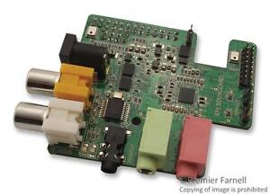 Details about MCU/MPU/DSC/DSP/FPGA Development Kits - AUDIO CARD FOR USE  WITH RASPBERRY PI