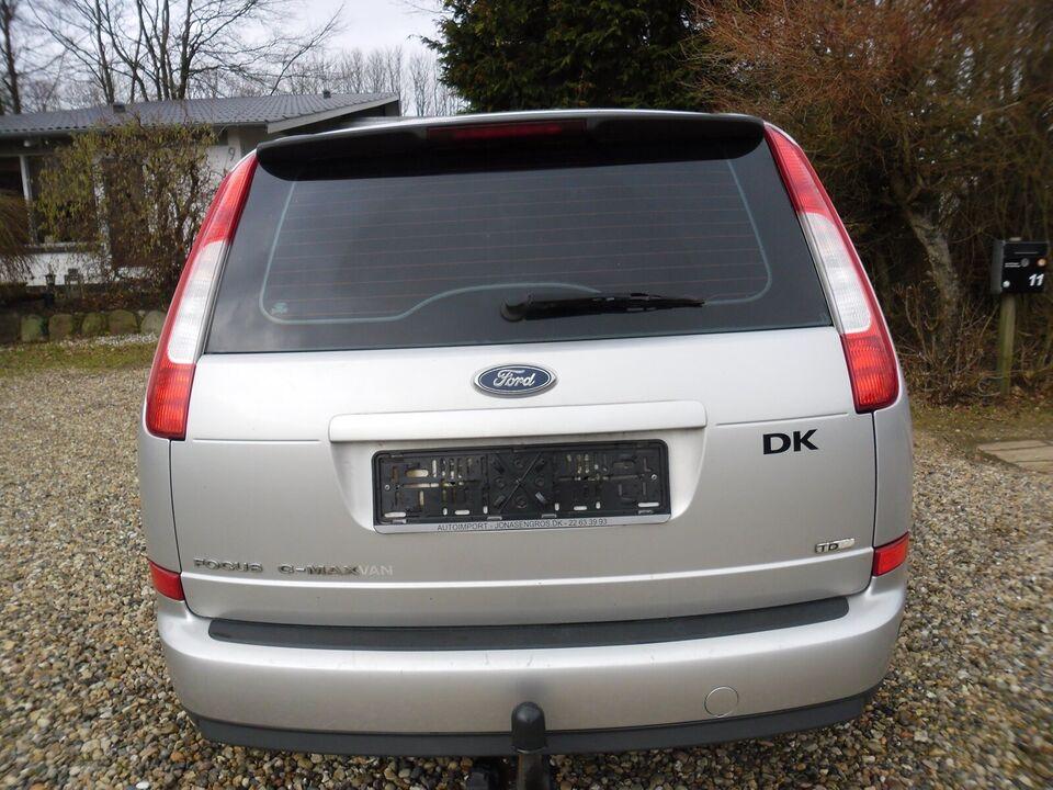 Ford C-MAX 1,6 TDCi 115 Trend Van Diesel modelår 2006