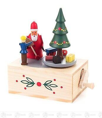 Musikdose musikdose Père Noël H Métallifères = ca 9,5 cm NEUF les Monts Métallifères H Boîte à Musique Boîte à musique 5e494c