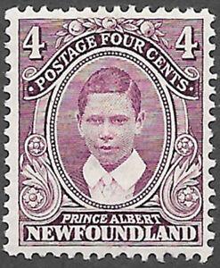 Newfoundland-Scott-Number-107-VF-H